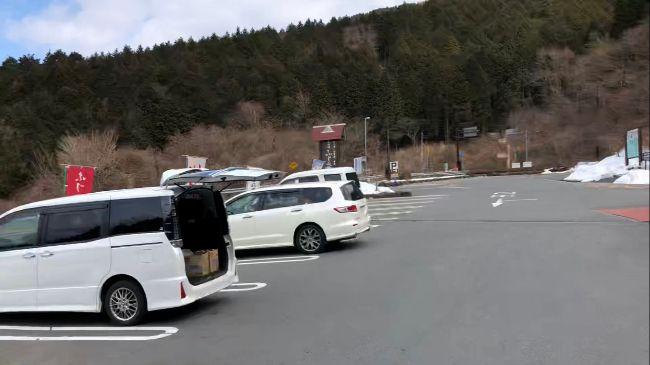 ふじみ茶屋駐車場