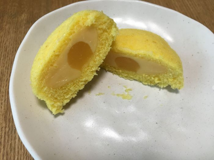 ラグノオいのち檸檬断面