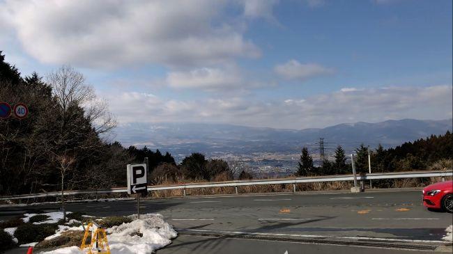 ふじみ茶屋景色