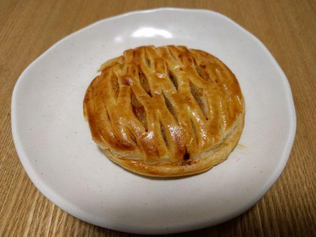 りんごパイ中身