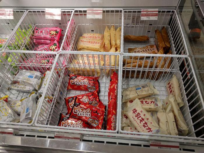 アイス売り場