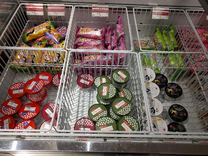 アイス売り場2