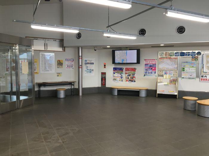 道の駅庄和情報館