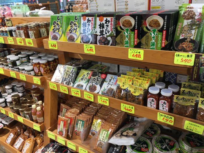 ご飯のオトモ商品